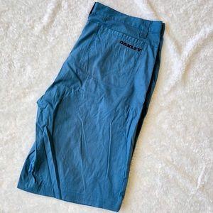 • Oakley Flat Front Shorts •